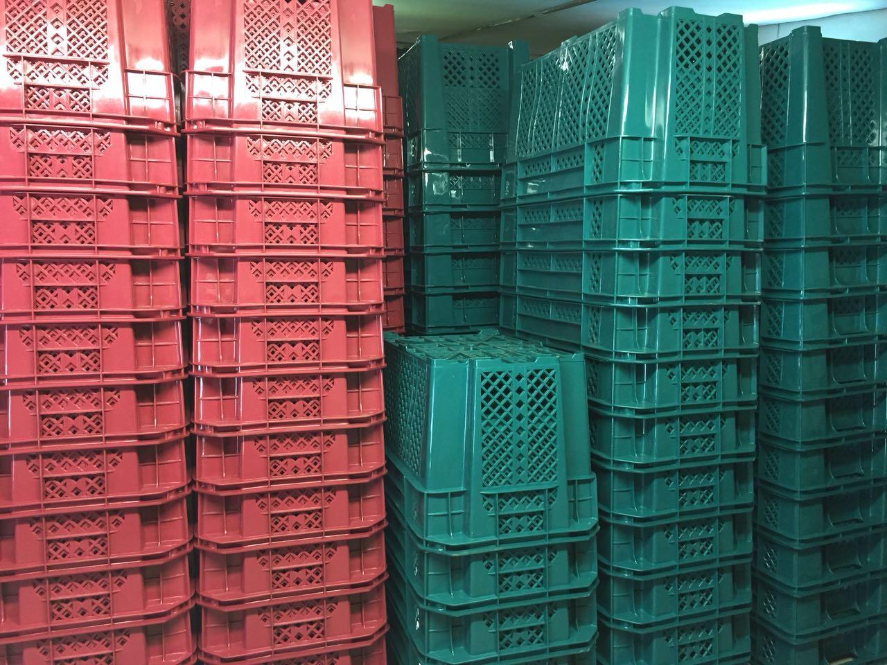 Plasticman Uni Crates