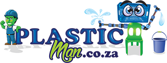 Plasticman Logo