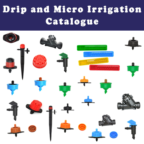 Plasticman Drip and Micro Irrigation Catalogue