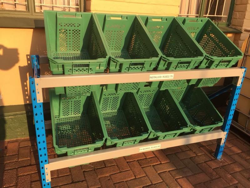 Plasticman Unirack Storage System