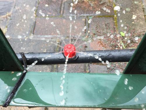 Plasticman Adjustable On-line Dripper