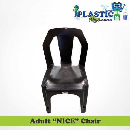 "Plasticman Adult ""NICE"" Chair"