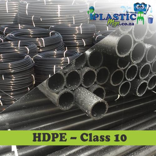 Plasticman HDPE Class 10 Pipe