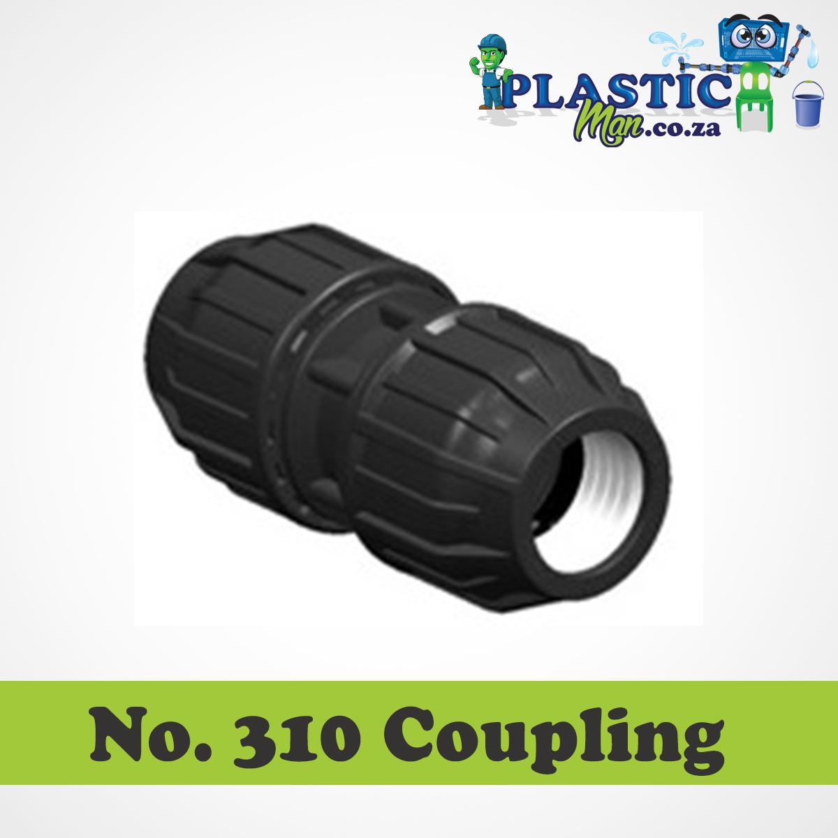 Plasticman HDPE - Coupling