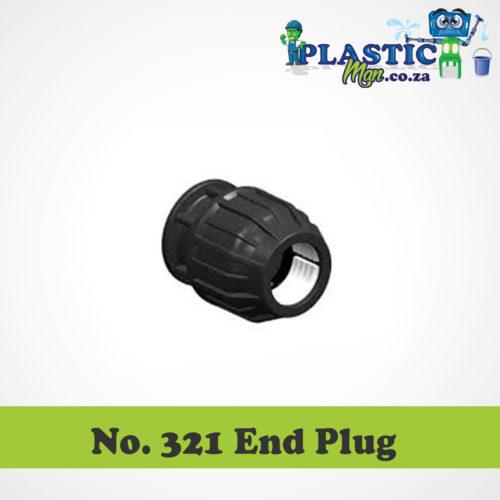 Plasticman HDPE - End Plug