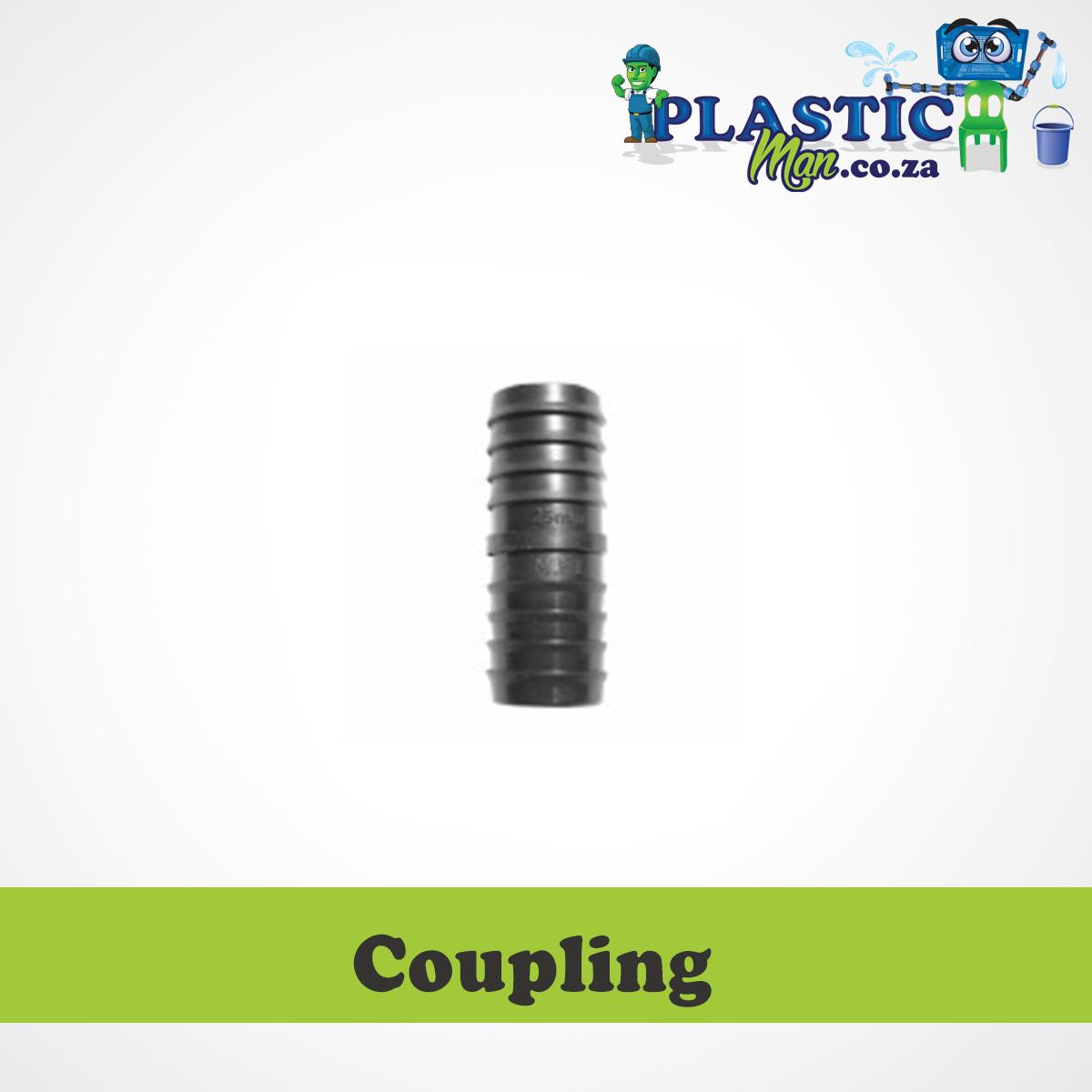 Plasticman LDPE - Coupling