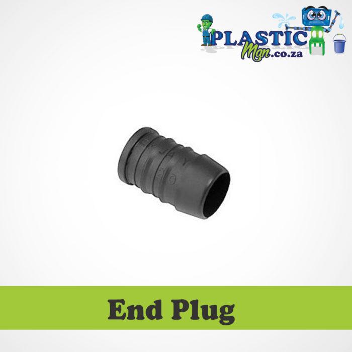 Plasticman LDPE - End Plug