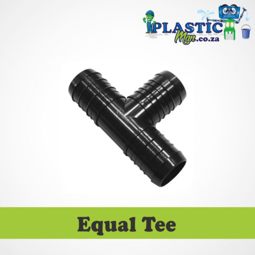 LDPE - Equal Tee