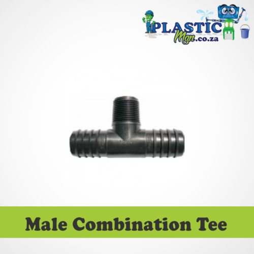 Plasticman LDPE - Male Combination Tee