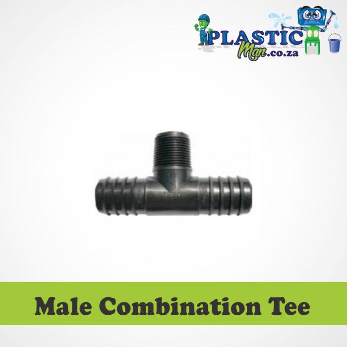 Plasticman LDPE - Male Combination Tee