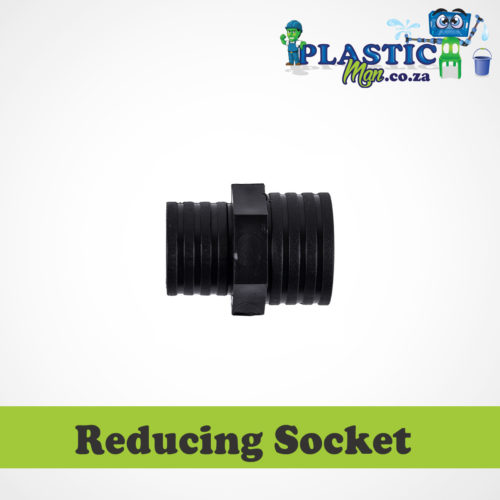 Plasticman LDPE - Reducing Socket