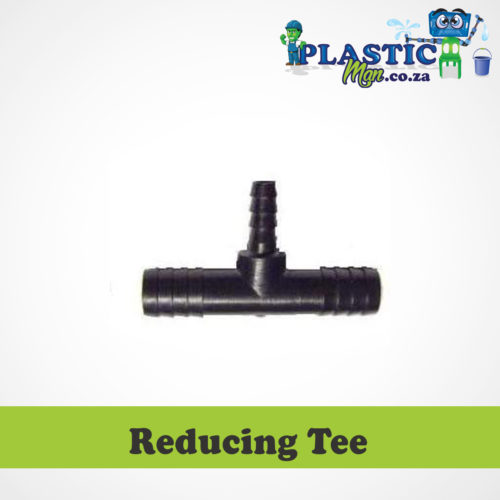 Plasticman LDPE - Reducing Tee
