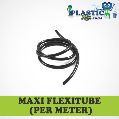 Plastic man maxi flexitube