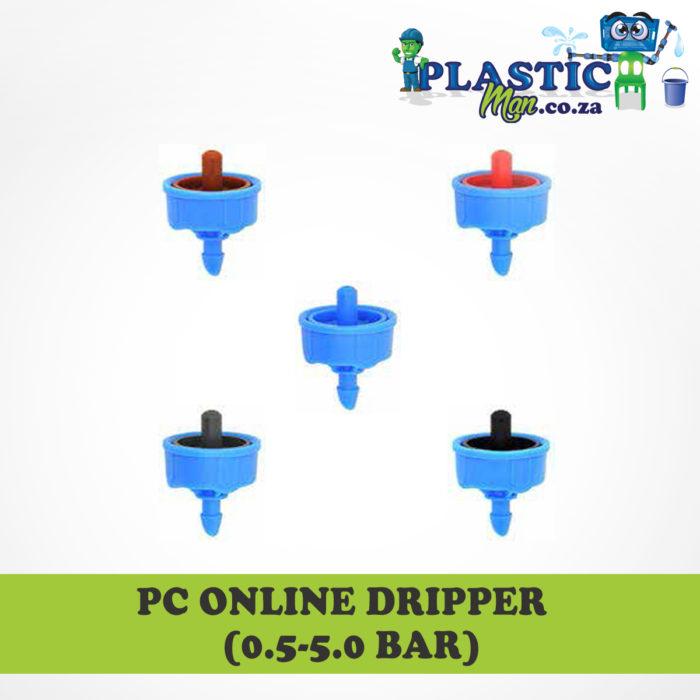 Plasticman PC On-line Dripper