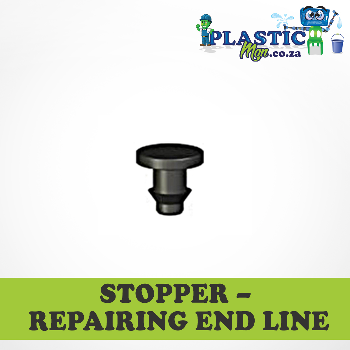 Repairing end line Stopper