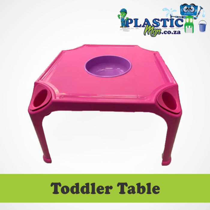 Plastic man Toddler Table