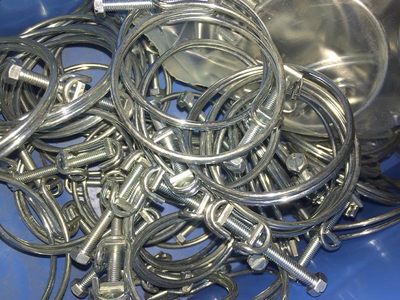Plasticman LDPE Wire Hose Clamp