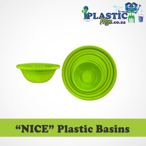 "Plasticman ""NICE"" Basins"