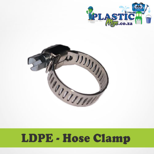 LDPE - Hose Clamp