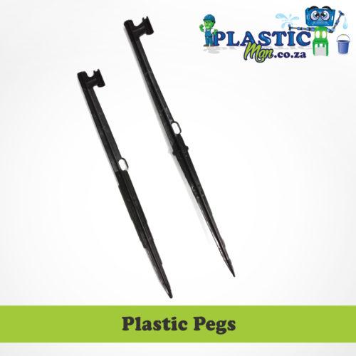 400mm Plasticman Plastic Pegs